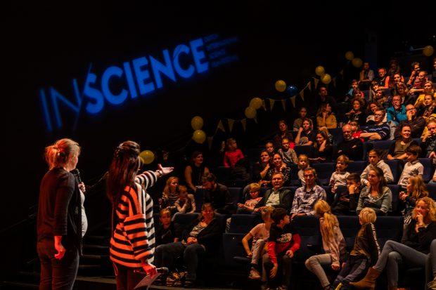 Opening Junior Film Festival InScience 2019 - c Marcel Krijgsman