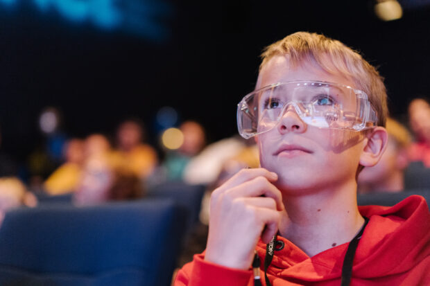 Junior Wetenschapsquiz at Film Festival InScience 2019 - c Almicheal Fraay